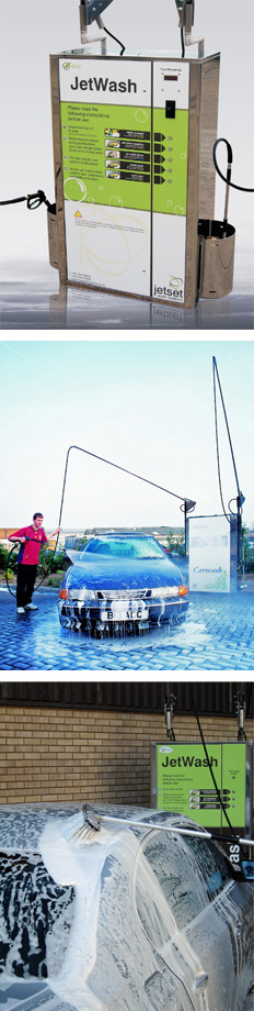 Eco Car wash Picture